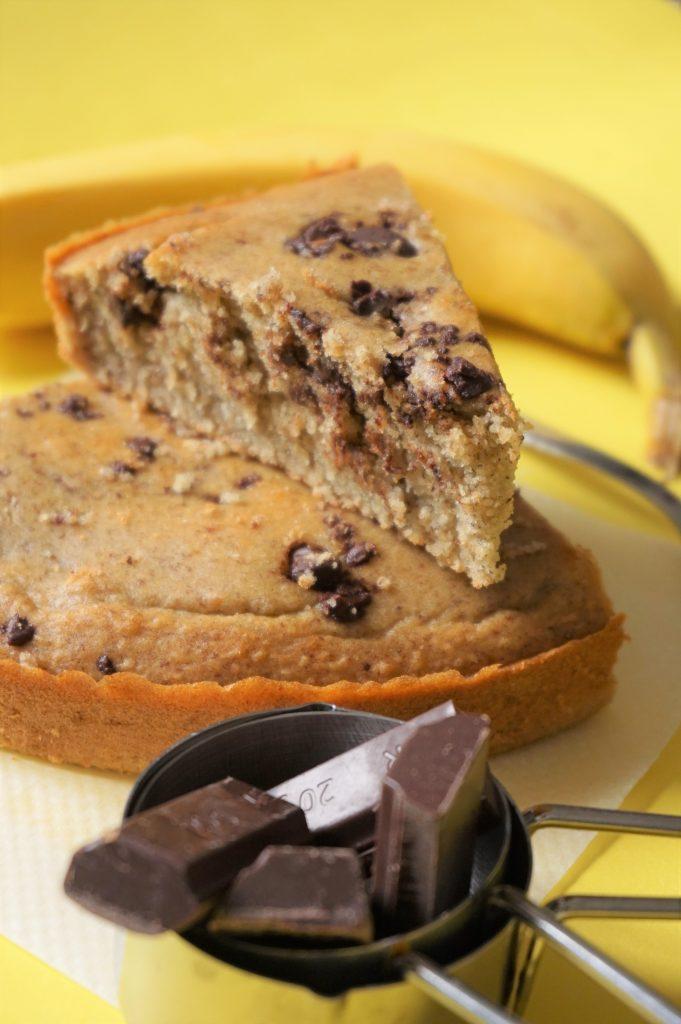 Un banana bread qui plaira aux amateurs de banane
