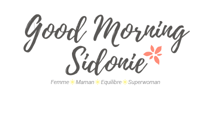 Good Morning Sidonie